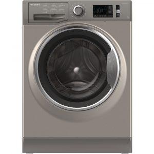 Hotpoint NM11946GCA 9kg ActiveCare Washing Machine 1400rpm – GRAPHITE