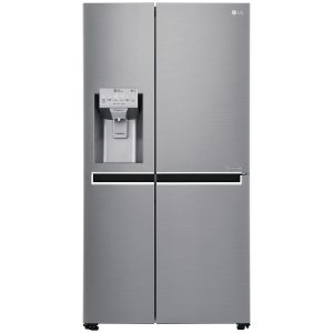LG GMJ844PZKV Slim Door In Door French Style Fridge Freezer With Ice And Water – STAINLESS STEEL
