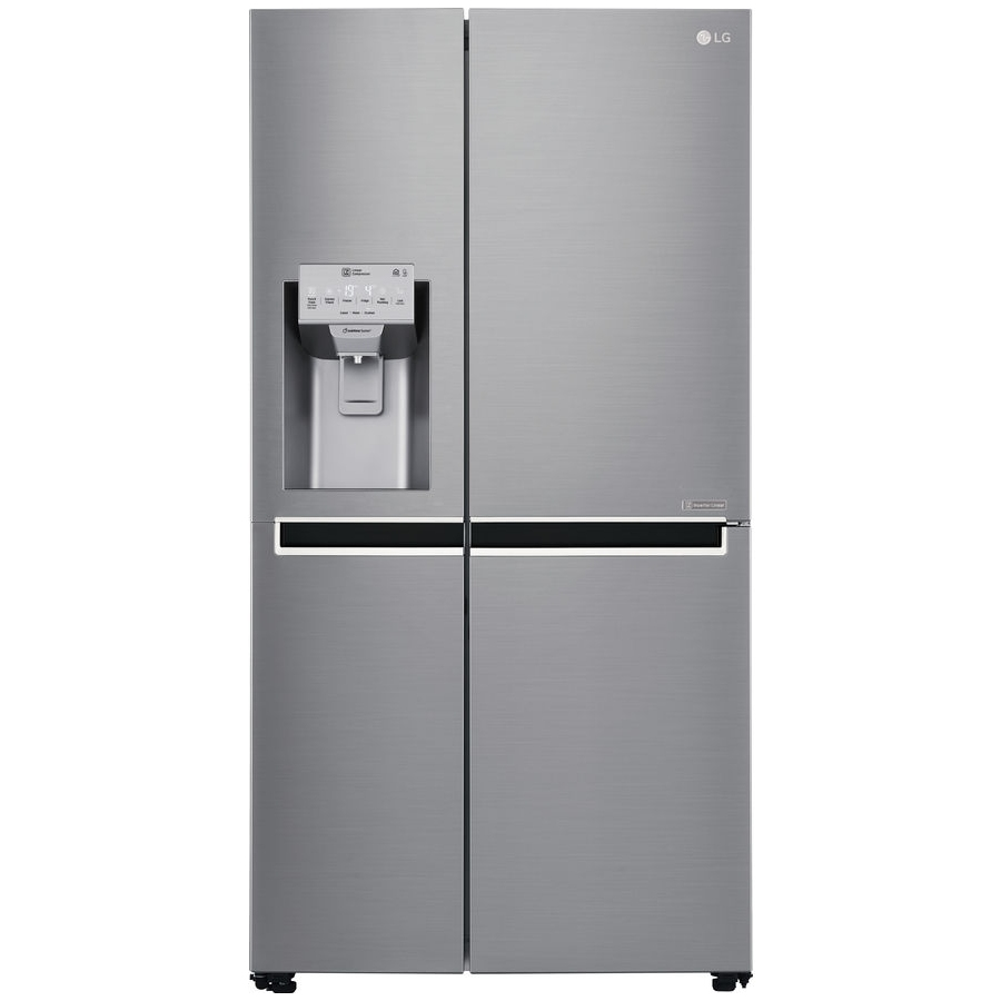LG GSL960PZBV - EX DISPLAY American Style Fridge Freezer Ice & Water - STAINLESS STEEL