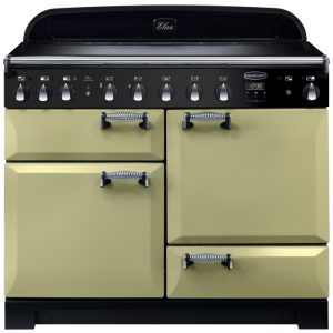 Rangemaster ELA110EIOG/ Elan Deluxe 110cm Induction Range Cooker 117820 – OLIVE GREEN