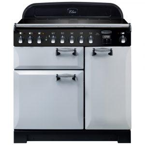 Rangemaster ELA90EIRP/ Elan Deluxe 90cm Induction Range Cooker 118420 – ROYAL PEARL