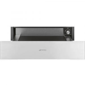 Smeg CPR115B 15cm Linea Warming Drawer – WHITE