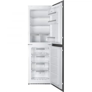 Smeg UKC7172NP1 178cm Integrated 50/50 Frost Free Fridge Freezer