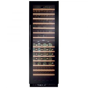 CDA FWC861BL 60cm Freestanding Wine Cooler – BLACK