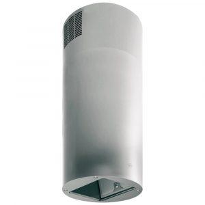 Caple OI363 36cm Orbit Cylinder Island Hood – STAINLESS STEEL