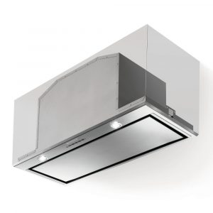 Faber INCA LUX 2.0 EV8 X A52 52cm Canopy Hood – STAINLESS STEEL