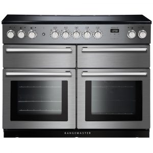 Rangemaster NEXSE110EISS/C Nexus SE 110 Induction Range Cooker 118270 – STAINLESS STEEL