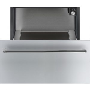 Smeg CR329X 29cm Classic Warming Drawer – STAINLESS STEEL