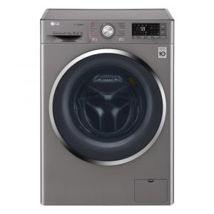 LG F4J8FH2S 9kg/6kg Direct Drive Eco Hybrid TrueSteam Washer Dryer 1400rpm – GRAPHITE