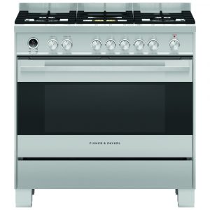 Fisher Paykel OR90SDG6X1 90cm Pyrolytic Dual Fuel Range Cooker – STAINLESS STEEL