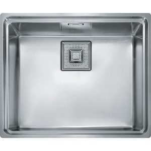 Franke CENTINOX CEX210 Centinox Single Bowl Inset Sink – STAINLESS STEEL
