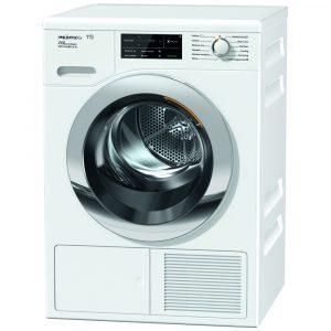 Miele TCJ680WP 9kg T1 Heat Pump Condenser Dryer – WHITE