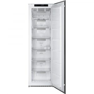 Smeg UKS7220FNDP1 178cm Integrated In Column Frost Free Freezer
