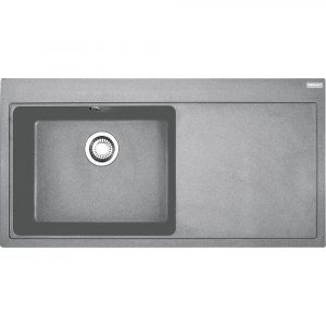Franke MTG611 RHD SG Mythos Fragranite Sink Right Hand Drainer – STONE GREY