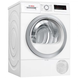 Bosch WTR85V21GB 8kg Serie 4 Heat Pump Condenser Dryer – WHITE