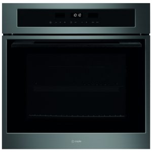 Caple C2401GM Sense Built In Pyrolytic Single Oven – GUNMETAL