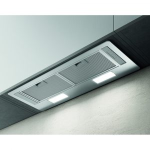 Elica ERA LUX SS 80 74cm Canopy Hood – STAINLESS STEEL