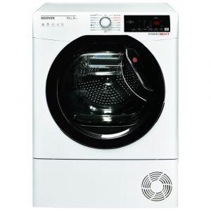 Hoover DXHY10A2TKE 10kg Heat Pump Condenser Dryer – WHITE