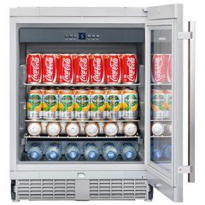 Liebherr UKES1752 60cm Integrated Built Under Drinks Fridge – STAINLESS STEEL
