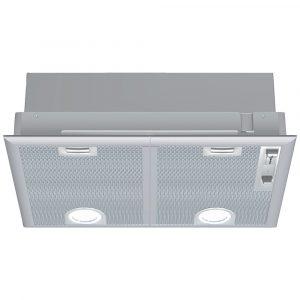 Neff D5655X1GB 53cm Canopy Hood – SILVER