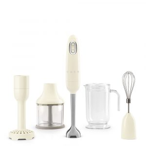 Smeg HBF02BLUK Retro Hand Blender – BLACK