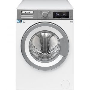 Smeg WHT1114LSIN 11kg Washing Machine 1400rpm – WHITE
