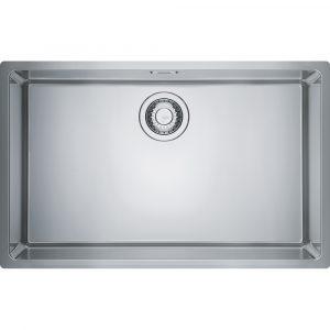 Franke MRX110-70 Maris Single Bowl Undermount Sink – STAINLESS STEEL