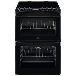 AEG CIB6740ACB 60cm Freestanding Electric Induction Cooker – BLACK