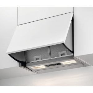 AEG DEB2631S 60cm Integrated Hood – GREY