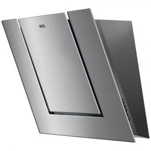AEG DVB4550M 55cm Angled Chimney Hood – STAINLESS STEEL