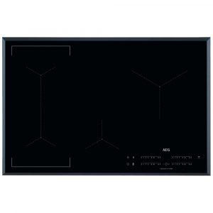 AEG IKE84441FB 78cm 4 Zone MaxiSense Induction Hob – BLACK