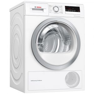 Bosch WTW85231GB 8kg Serie 4 Heat Pump Condenser Dryer – WHITE