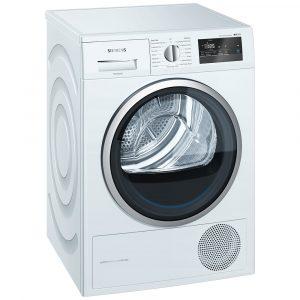 Siemens WT45M232GB 8kg IQ-300 Heat Pump Condenser Dryer – WHITE