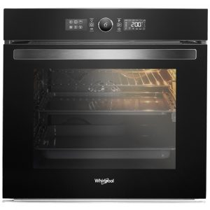 Whirlpool AKZ96230NB Built In Single Multifunction Oven – BLACK