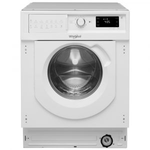 Whirlpool BIWMWG71253UK 7kg Fully Integrated Washing Machine
