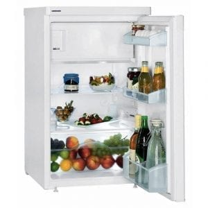 Liebherr T1404 50cm Freestanding Undercounter Fridge With Ice Box – WHITE