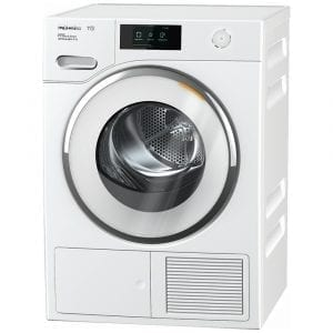 Miele TWR860WP 9kg T1 Heat Pump Condenser Tumble Dryer – WHITE