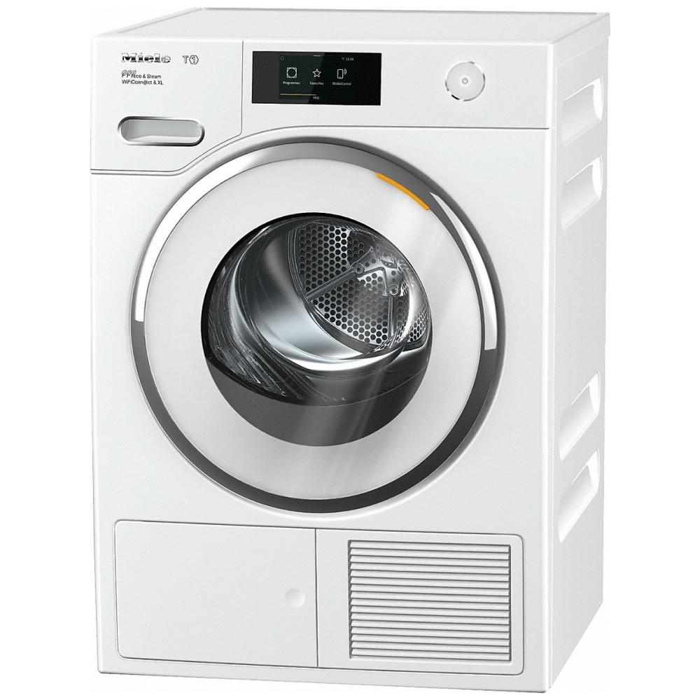 Miele TWR860WP 9kg T1 Heat Pump Condenser Tumble Dryer - WHITE