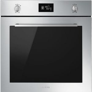 Smeg SF6402TVX Cucina Multifunction Single Oven – STAINLESS STEEL