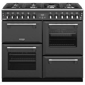 Stoves RICHMOND DX S1000DFCBANT Richmond 1000mm Dual Fuel Cooker – ANTHRACITE