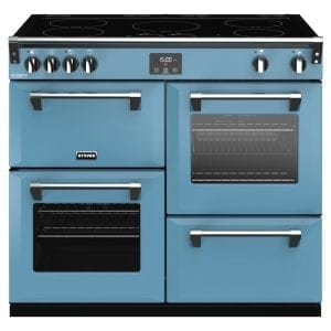 Stoves RICHMOND DX S1000EICBDAB Richmond 1000mm Induction Cooker – BLUE