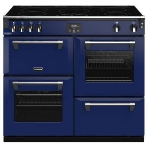 Stoves RICHMOND DX S1000EICBMGA Richmond 1000mm Induction Cooker – BLUE
