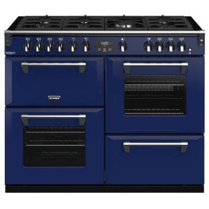 Stoves RICHMOND DX S1100GCBMGA Stoves Richmond 1100mm Gas Range – BLUE