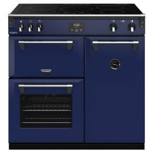 Stoves RICHMOND DX S900EICBMGA Richmond 900mm Induction Range Cooker – BLUE