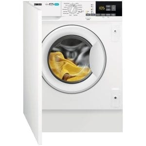 Zanussi Z816WT85BI 8kg/4kg Fully Integrated Washer Dryer – WHITE
