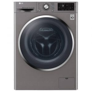 LG F4J6AM2S 8kg/4kg Direct Drive Washer Dryer 1400rpm – GRAPHITE