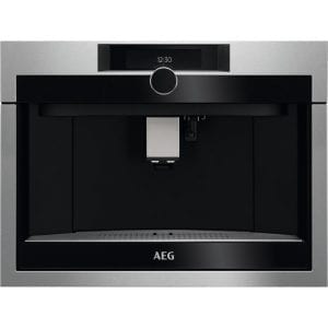 AEG KKE994500M 45cm Fully Automatic Built In Coffee Machine – STAINLESS STEEL
