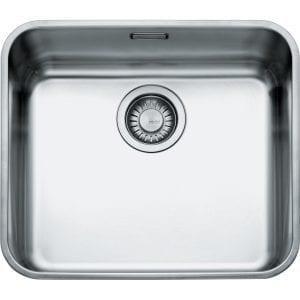 Franke LARGO LAX110 45 Largo Single Bowl Undermount Sink – STAINLESS STEEL