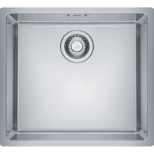 Franke MRX210-45 Maris Bowl Single Bowl Sink Complete – STAINLESS STEEL