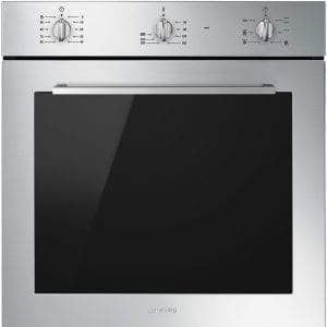 Smeg SF64M3VX Cucina Multifunction Single Oven – STAINLESS STEEL